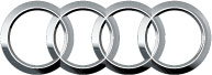 Image of the Audi logo.