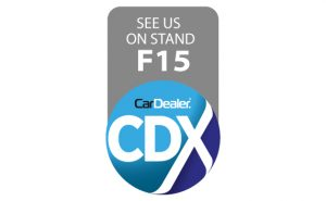 Image of stand F15 CDX icon.