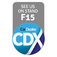 Tiny image of stand F15 CDX icon.
