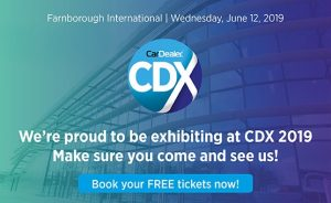 Image of CDX poster.
